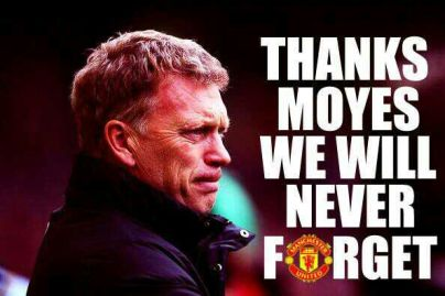 Thanks Moyes