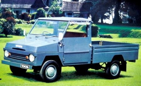 Toyota Kijang 1977