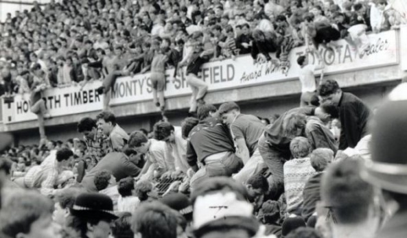 Tragedi Hillsborough 1989