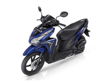 Honda Vario Techno/ISS