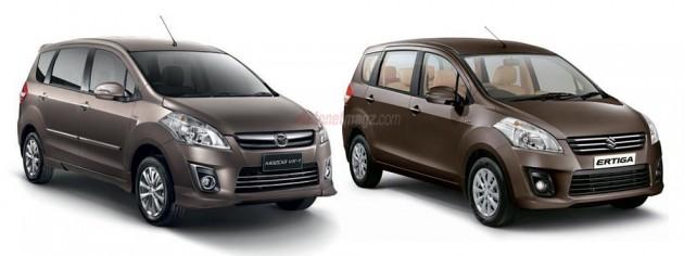 Penjualan Mazda Vx 1 Ancur Jauh Dibandingkan Dengan Ertiga
