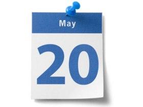 20 Mei