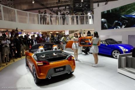 """Daihatsu Copen Concept - Bongkar Pasang """"Casing"""""""