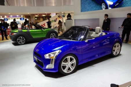 Daihatsu Copen Concept - TMS 2013