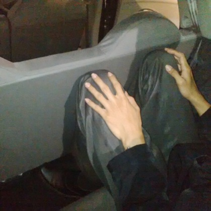 Datsun Go+ Panca Baris Ketiga - Suempit banget