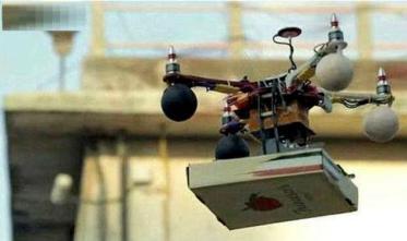 Drone - Pengantar Pizza
