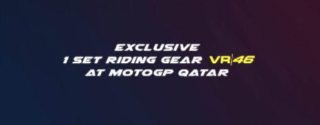 Hadiah Riding Gear Set VR46
