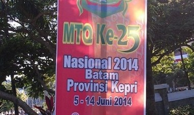 MTQ Nasional ke-25