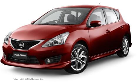 Nissan Pulsar 2013