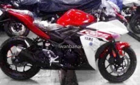 Spyshoot Yamaha R25