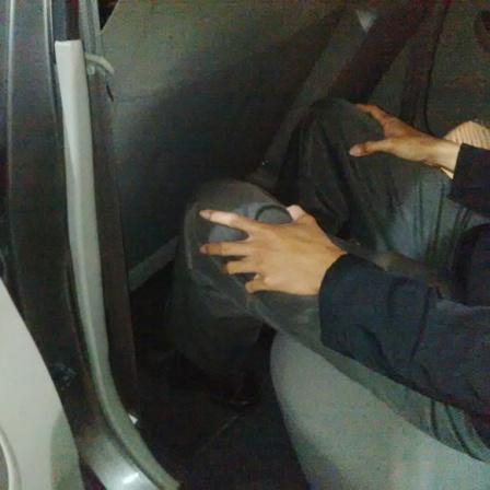 Datsun Go+ Panca - Row kedua