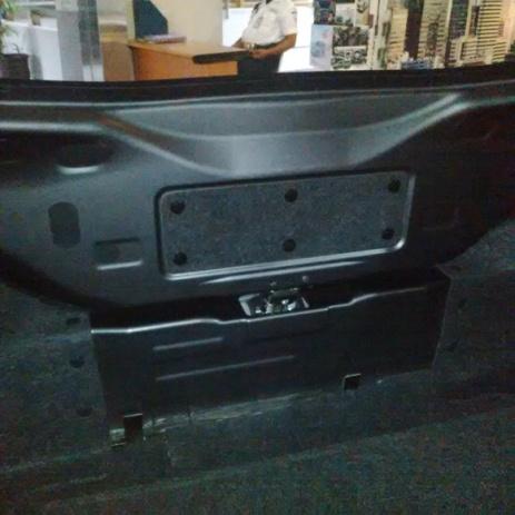 Datsun Go+ Panca - Pintu Belakang