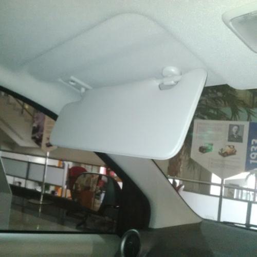 Datsun Go+ Panca - Visor Depan