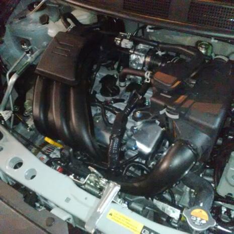 Datsun Go+ Panca - Mesin