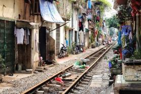 Kereta di Hanoi 5
