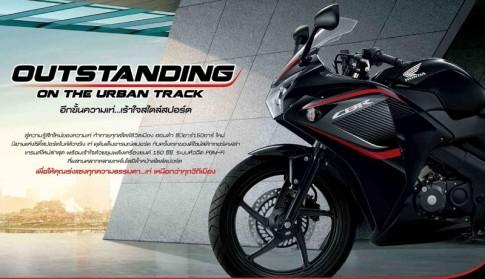 New CBR150R Thailand