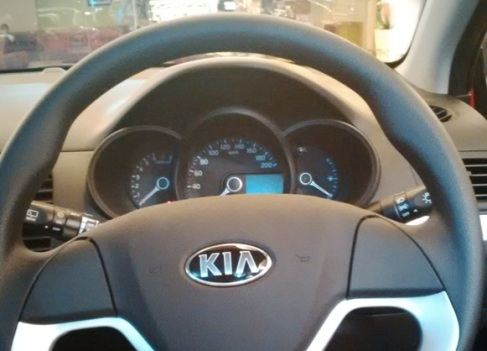 Panel Speedo KIA Morning