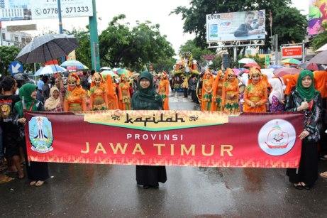 Pawai Ta'aruf MTQ Nasional ke 25 Batam