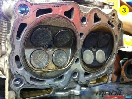 Problem Mesin Subaru WRX STi 2014