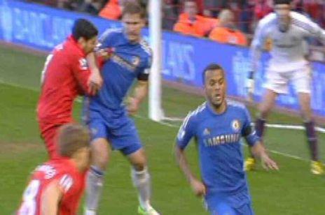 Suarez vs Ivanovic