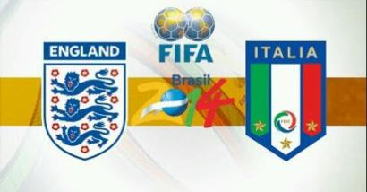 Inggris vs Italia