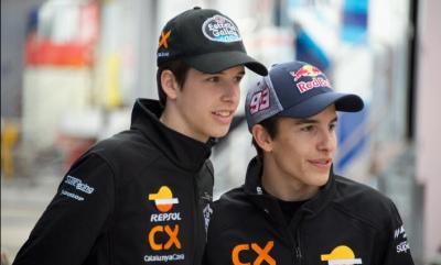 Alex & Marc Marquez