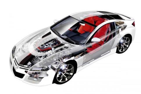 Rumor NSX dengan Mesin V10