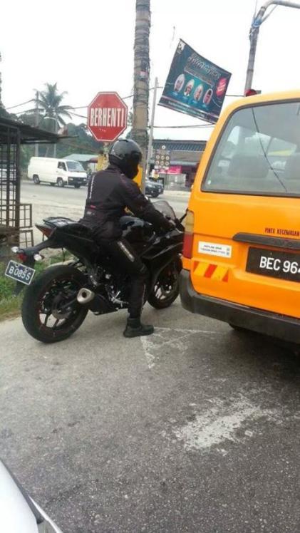 Spyshot R25 di Malaysia