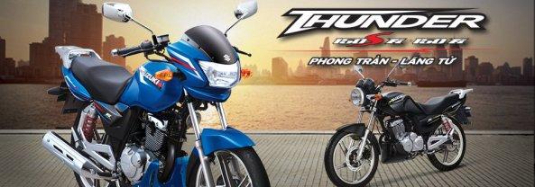 Thunder 150S FI & Thunder 150FI