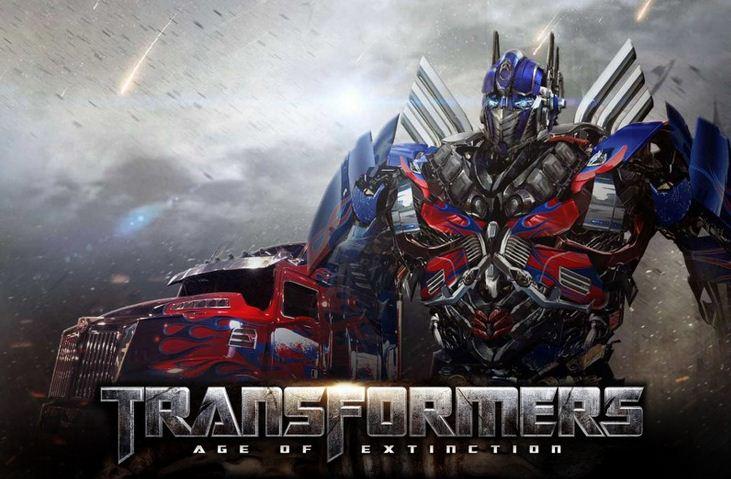 Transformer 4 Age of Extinction