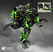 Transformers 4 Age of extinction - Wesley Burt 15