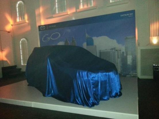 Datsun Go Siap Launching