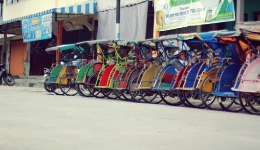 Becak Belakang Padang