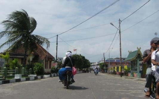 Jalanan Pulau Belakang Padang
