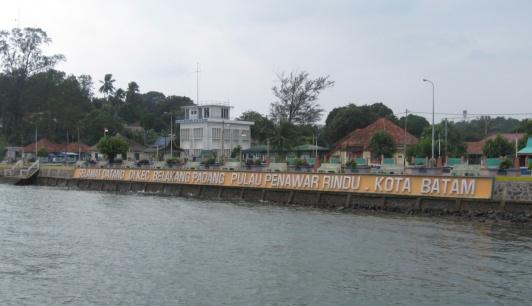 Pulau Penawar Rindu