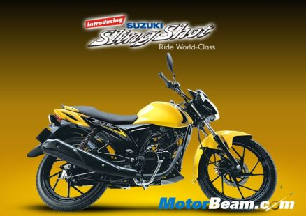 Suzuki Slingshot