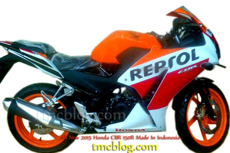 All New CBR150R Repsol (TMCBlog.com)