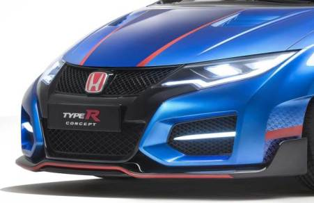Civic TypeR - Oct 2014