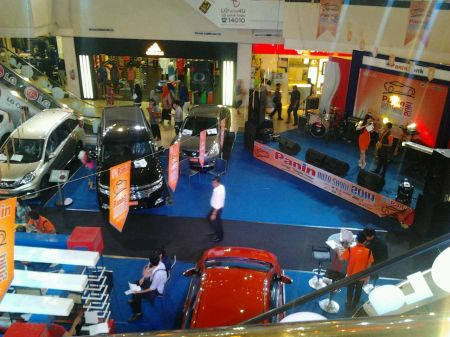 Panin Auto Show Batam 2014