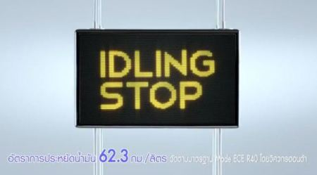 Idling Stop New Honda Moove