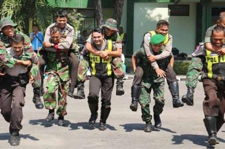 TNI & Polri
