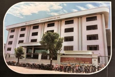SolidGold Helmets Sdn Bhd