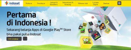 Beli App/Games Indosat