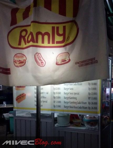 Burger Ramly Simpang Kara