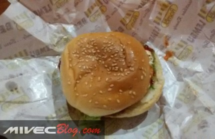 Burger Sapi Ramly