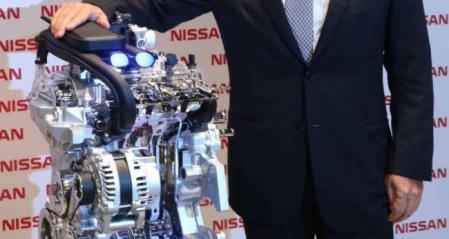 Mesin Nissan 1.0 Liter Turbo