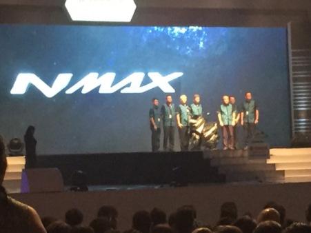 Perkenalan Yamaha N-Max 155