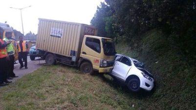 Kecelakaan Datsun Go+