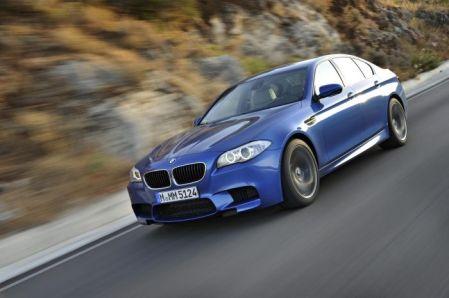 BMW M5 tahun 2012