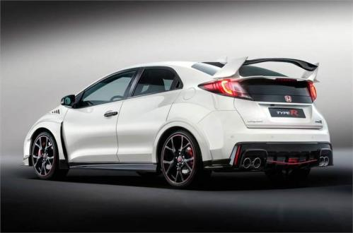 Civic Type R 2015